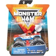 Monster Jam - Carrinho Truck Cyclops Em Metal 1:64 - Sunny