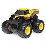 Monster Jam Rev´n Roar Carro com Som - Earth Shaker - Sunny