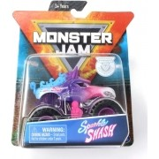 Monster Jam Sparkle Smash Unicornio Original Miniatura 1/64-sunny