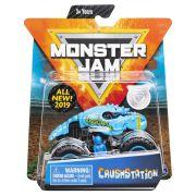 Monster Jam Truck - Crushstation - Escala 1:64 - Original