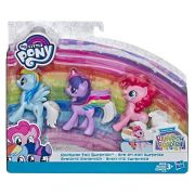 My Little Pony - Pack com 3 Figuras - Arco-iris Surpresa