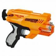 Nerf Lançador de Dardos - Accustrike Quadrant - 4 Dardos
