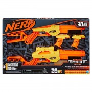Nerf Lançador de Dardos Lynx SO-01 & Stinger SO-01 26 Dardos
