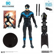 Nightwing Robin - DC Multiverse Action Figure Mcfarlane Toys