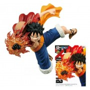 Boneco One Piece - Monkey D. Luffy - Gxmateria - Banpresto