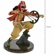 Boneco One Piece - Usopp - World Figure Colosseum Banpresto