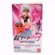 One Piece - Super Styling Caymy & Pappagu - Original Bandai