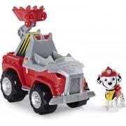 Patrulha Canina Carro Dino Deluxe - Marshall e Veículo Sunny