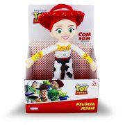 Pelucia Jessie de 30 cm - Emite  som - Disney Toy Story  - Multikids