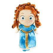 Pelúcia Princesa da Disney - Merida Valente - DTC Original
