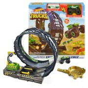 Pista Hot Wheels Monster Truck Epic Loop Challenge - Mattel