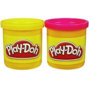 Play-Doh 2 Potes de Massinha - Hasbro 23655