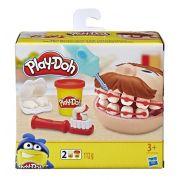 Play-Doh Massinha - Mini kit Dentista - Hasbro Original E4902