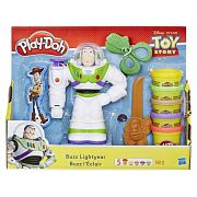 Play-Doh Massinha  - Toy Story Buzz Lightyear  - Hasbro Original E3369