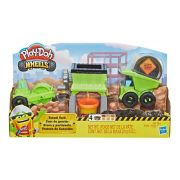 Play-Doh Massinha  -  Wheels Terreno De Cascalho - Hasbro Original E4293