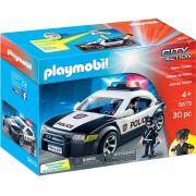Playmobil 5673 - Carro De Polícia - 30 Peças - Original
