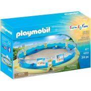 Playmobil 9063 - Cercado para Aquário - 39 Peças - Original