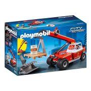 Playmobil City Action - Guindaste Corpo de Bombeiros - 9465