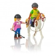 Playmobil Country - Figuras e Cavalo e Acessórios - 9258