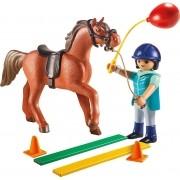 Playmobil Country - Treinadora e Cavalo e Acessórios - 9259