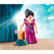 Playmobil - Fashion Girls - Moda De Festa - Sunny - Boneca