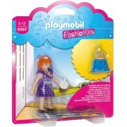 Playmobil - Fashion Girls - Moda Praia Milkshake - Sunny