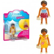 Playmobil - Fashion Girls - Boneca Moda Verao - Sunny