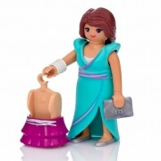 Playmobil - Fashion Girls -Vestido De Gala - Sunny - Boneca