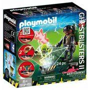 Playmobil Ghostbusters 2 - Zeddemore - 24 peças - Sunny 9349