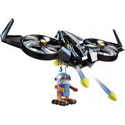 Playmobil O Filme - Robotitron com Drone - 18 Peças - Sunny