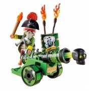 Playmobil Pirates - Pirata Com Canhão Interativo - 6162