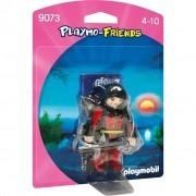 Playmobil - Playmo Friends - Boneca Guerreira - Sunny 9073