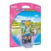 Playmobil - Playmo Friends - Menina e Cacatua - Sunny 6830