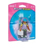 Playmobil - Playmo Friends - Menina High Tech - Sunny 6828