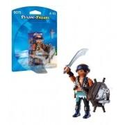 Playmobil - Playmo Friends - Pirata com Escudo - Sunny 9075