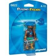 Playmobil - Playmo Friends - Boneco Pirata - Sunny 6822