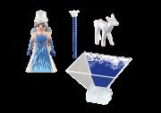 Playmobil - Princesa Cristal No Gelo - 9350 Original