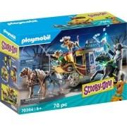 Playmobil Scooby Doo 70 peças - Aventura Velho Oeste 70364