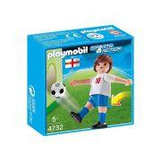 Playmobil Sports e Action - Jogador de Futebol da Inglaterra - Sunny Original 4732