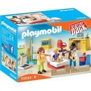 Playmobil Starter Pack - Consultório Pediátrico - 33 peças