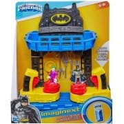 Playset Batalha na Batcaverna - Batman e Coringa - Imaginext