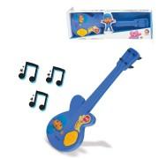 Pocoyo - Guitarra Instrumento Infantil com Som - Cardoso Toy
