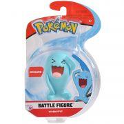 Pokemon Battle Figura - Boneco Wobbuffet - 7 cm - WCT - DTC