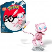 Pokemon Mew - Mega Construx - Blocos de Montar - Mattel