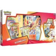 Pokémon TCG - Box Coleção Galar - Scorbunny - Copag