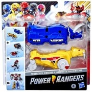 Power Ranger Megazord - Triceratops Sabertooth Tiger Hasbro