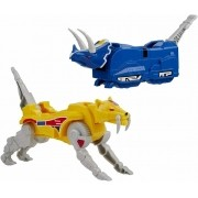 Power Ranger Megazord - Triceratops Sabertooth Tiger Hasbro