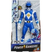 Boneco Power Rangers Blue Ranger Azul 30cm Morphin - Hasbro