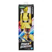 Power Rangers Beast  Gigante 30 cm - Ranger Amarela - Hasbro