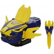 Power Rangers Morfador Beast-X King Sons e Comandos - Hasbro